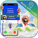 Mobile GPS Locator, Maps, Caller ID & Call Blocker icon
