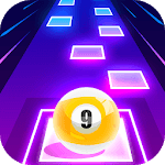 Hop Hop Hop Music Tiles - Ball Rush icon