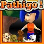 Pathigo Run! - Super Jungle Platform Runner icon