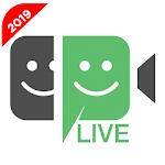Meet New People & Friends via Video Chat Live Talk icon