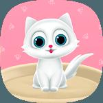 PawPaw Cat   Free Virtual Cat Petting and Feeding icon