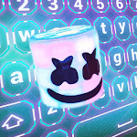 Marshmello Keyboard Backgrounds icon