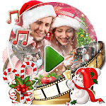 Christmas Video Maker 🎥 Slideshow with Music 2019 icon