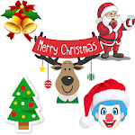 Christmas Stickers For Whatsapp - WAStickerApps APK icon