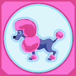 Poodle Moon Jump icon