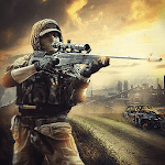 Modern Critical Warfare: action offline games 2018 icon