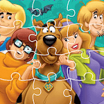 Scooby Jigsaw Puzzle King icon