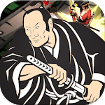 Shadow Samurai Warrior - World League DEFENSE icon