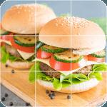 Tile Puzzles - Slide Puzzles Food icon
