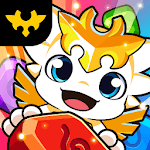 Dragon Village B - Dragon Breeding Puzzle Blast icon