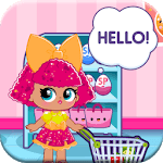 L.O.L Dolls Eggs Suprise Supermarket for pc icon