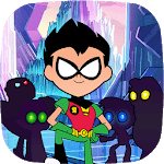Team titans go games icon