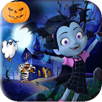 Halloween Vampirina: Vampires Princess Adventure icon