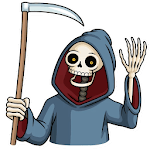 💀 WAStickerApps - Horror and Fear icon