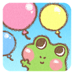 Frog Flying Sky icon