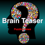 Brain Teaser Puzzles - Free Logic & Brain Games APK icon