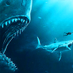 Mega Shark hunting  : Shark Games icon