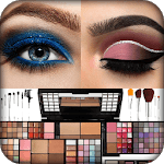 Face Makeup (Face, Eye, Lip) icon