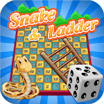 Snake And Ladder - dice, board game icon