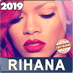 Rihanna Songs (without internet) icon