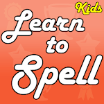 Learn to Spell for Kids - Kids Spelling Learning icon