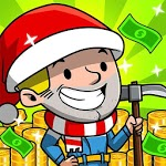 Ore tycoon-idle Mining game APK icon