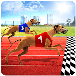World Dog Racing Tournament 2018: Crazy Dog Race icon