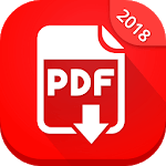 PDF Reader for Android 2019 for pc icon