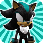 Dark Ultra Sonic Adventure icon