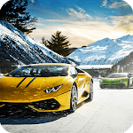Xtreme Lamborghini games asphalt car driver for pc icon