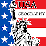 USA Geography - Quiz Game icon
