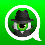 Agent Spy -No blue ticks, No last seen, Ghost Mode APK icon