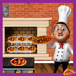 Pizza Factory Delivery: Food Baking Cooking Game for pc icon