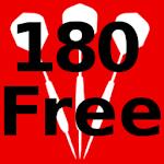 180 Darts Scorer Free icon