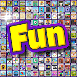 Fun GameBox 3000+ games in App icon