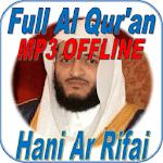 Full Quran MP3 Offline Hani Ar Rifai icon