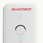 4G wifi Hotspot Airtel Huawei icon