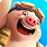Piggy GO - Around The World for pc icon