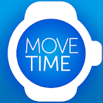 MOVETIME Track & Talk watch icon