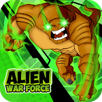 Alien War Force – Protector Transform icon
