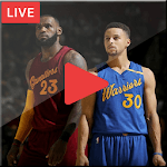 NBA Live Streaming tv APK icon
