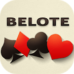Belote HD - Offline Belote Game icon