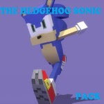 The Hedgehog  Sonic Pack for MCPE for pc icon