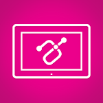 Aluratek WiFi Frame icon
