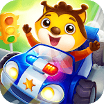 Car games for kids ~ toddlers game for 3 year olds icon