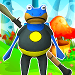 Amazing Frog Game 3D - Frog Jump for pc icon