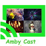Amby Cast - Chromecast icon