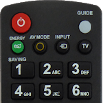 Remote Control For LG AN-MR TV icon
