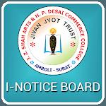 I-Notice Board Amroli College for pc icon