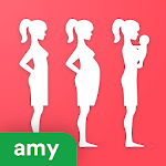 Amy Belly Lapse: Time lapse of pregnancy icon